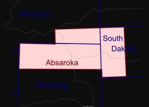 Absaroka South Dakota
