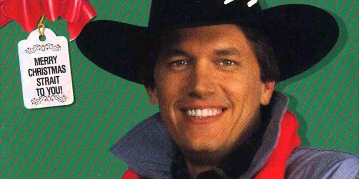 George Strait – Merry Christmas Strait to you