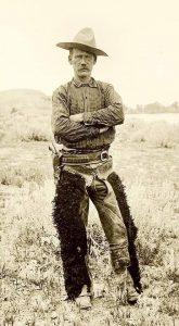"D.J. O'Malley, il ""cowboy poeta"""