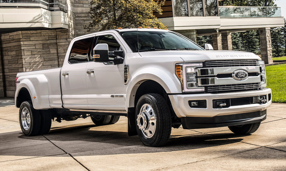 pick-up Ford F Series Super Duty Limited