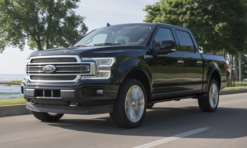 pick-up Ford F 150