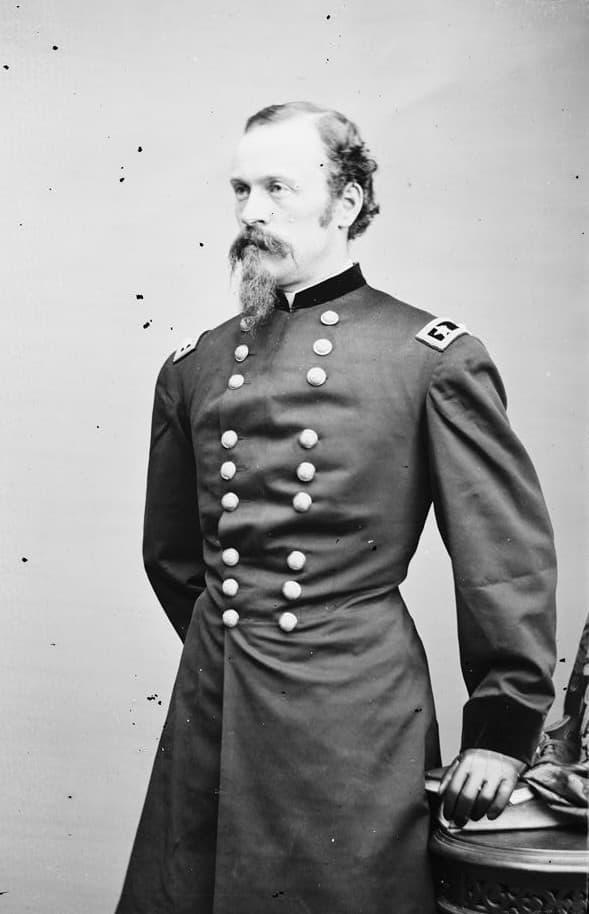 Il Generale James H. Wilson