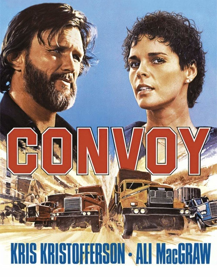 convoy POSTER 1