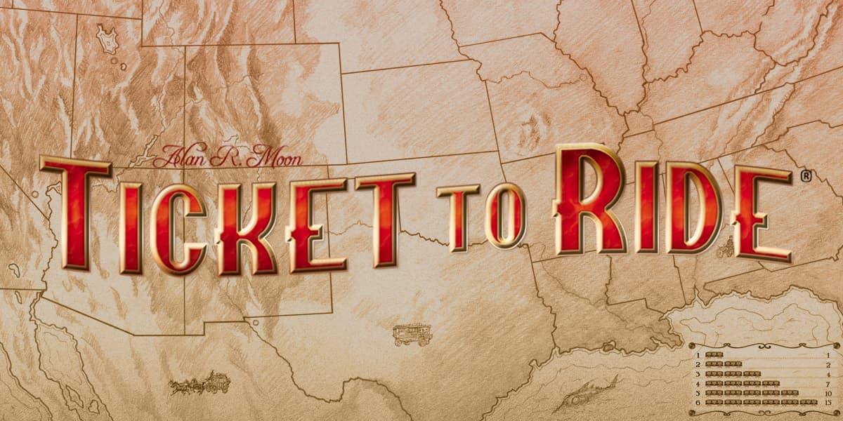 Ticket To Ride – Un gioco di avventura ferroviaria attraverso il Nord America