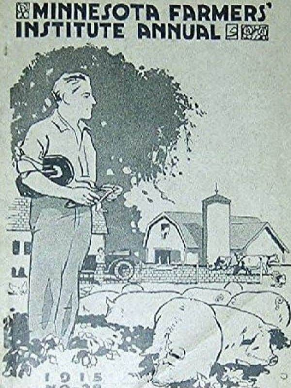 Western Heritage Minnesota farmer