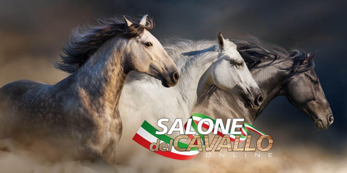 Il Salone del Cavallo Americano diventa online!