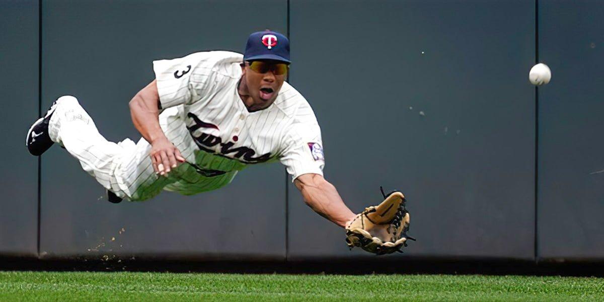 Baseball diamante e 9 inning