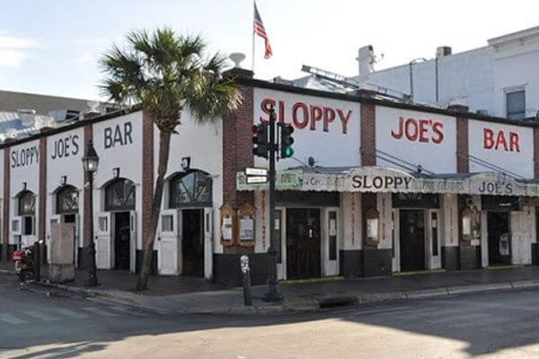 Western Heritage Sloppy Joe's a Key West Florida