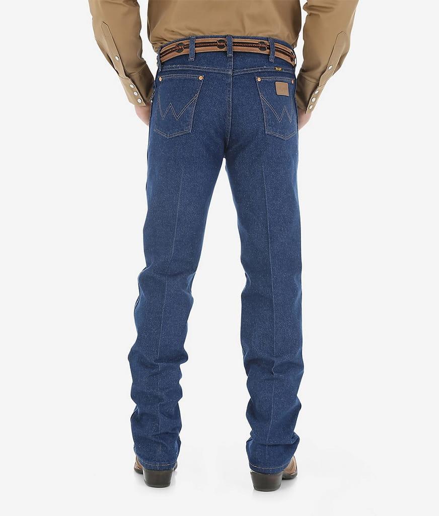 Wrangler cowboy cut