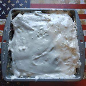 Mississippi Mud Cake preparazione