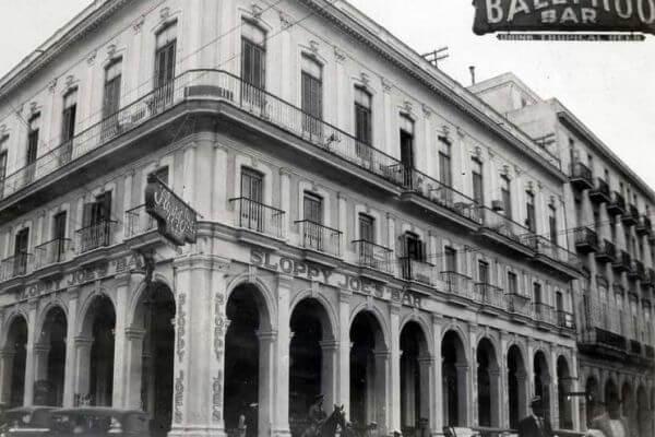 Sloppy Joe's a l'Havana, Cuba