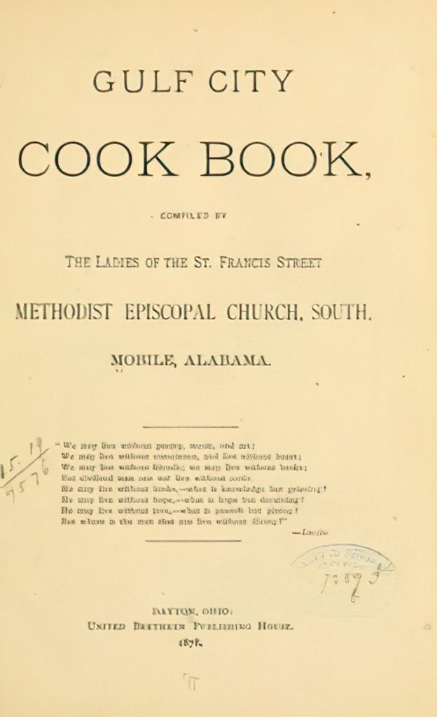 western heritage gulf city cook book