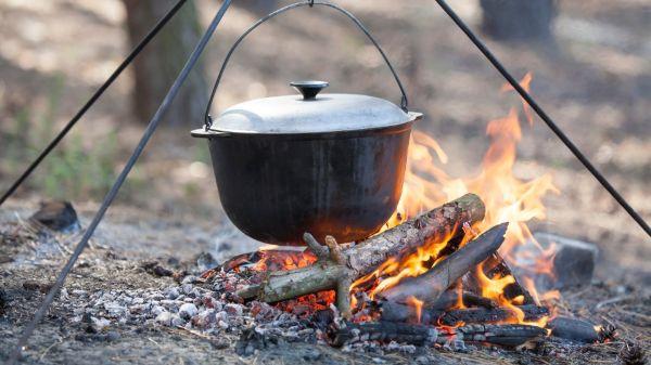 jambalaya sul fuoco