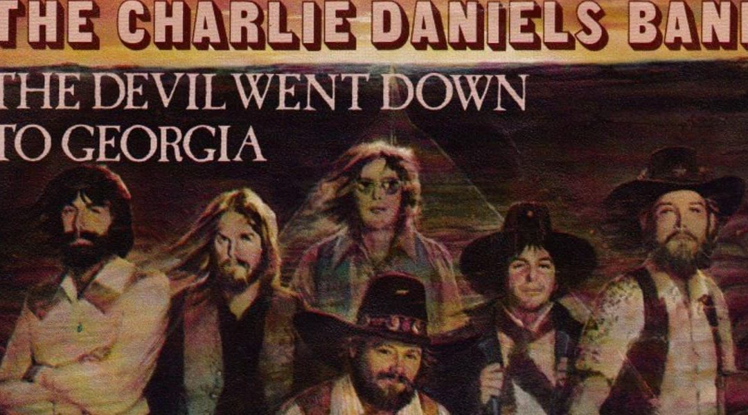 Charlie Daniels – The Devil went down to Georgia