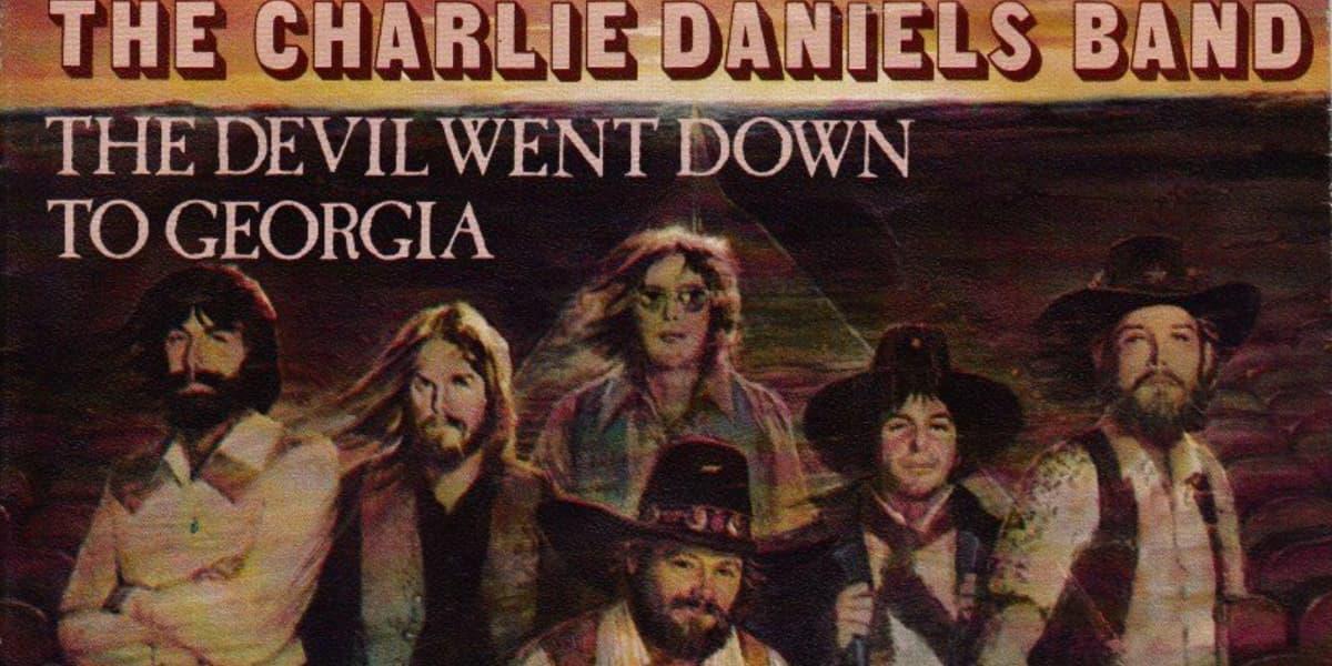Charlie Daniels - The Devil went down to Georgia