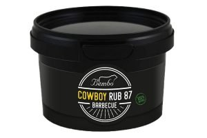 western heritage cowboy rub barbecue 1