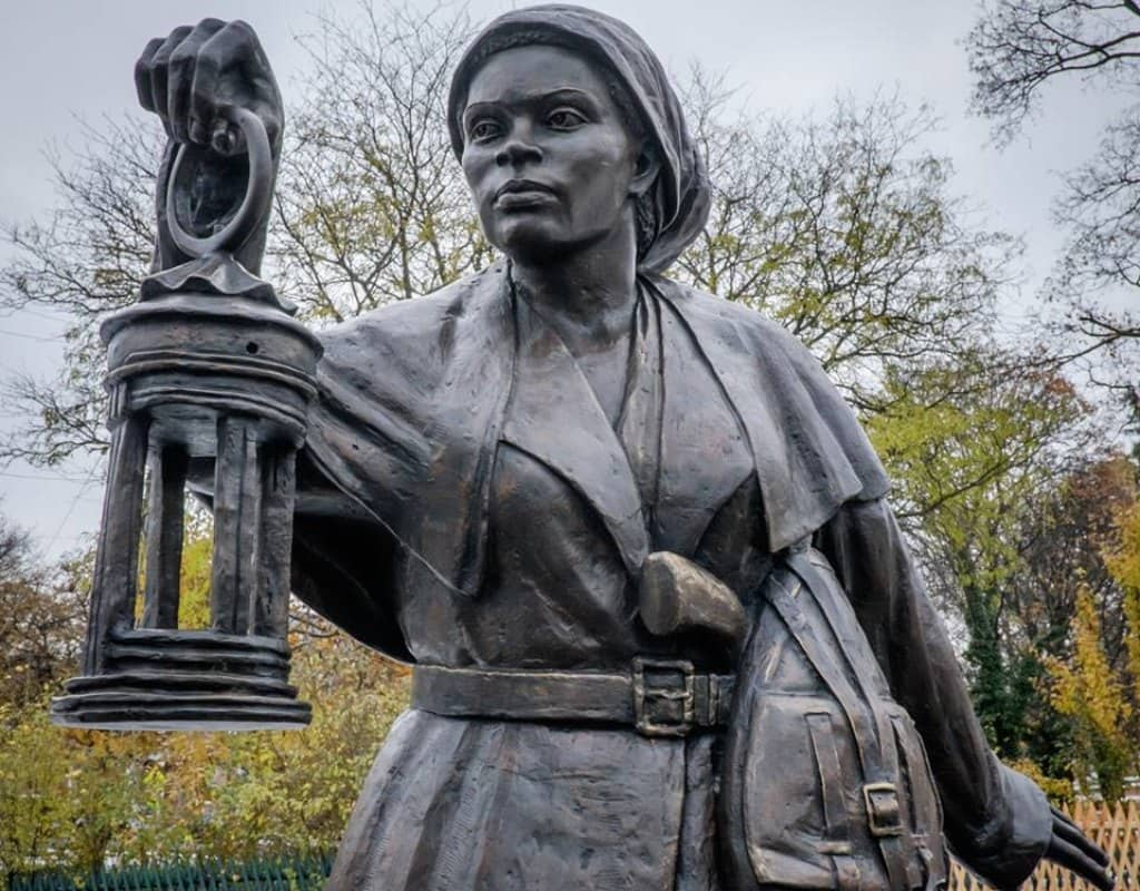 harriet tubman memorial statue del sud