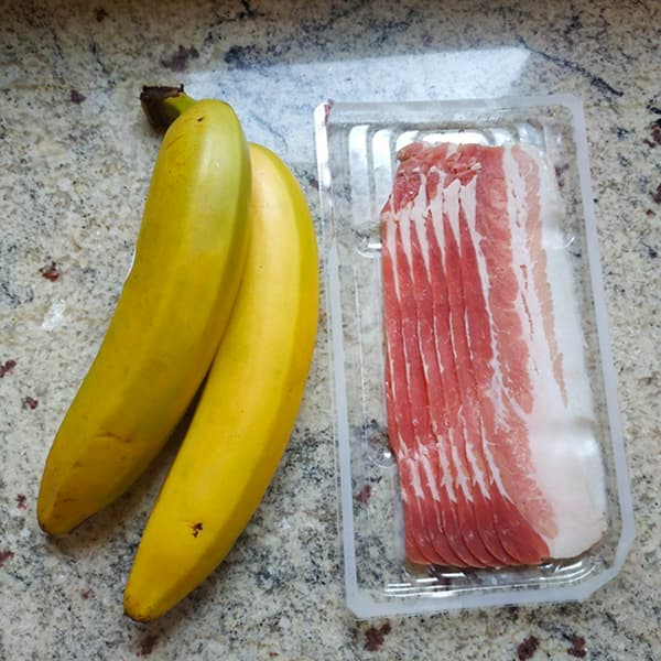 Western Heritage banana bacon