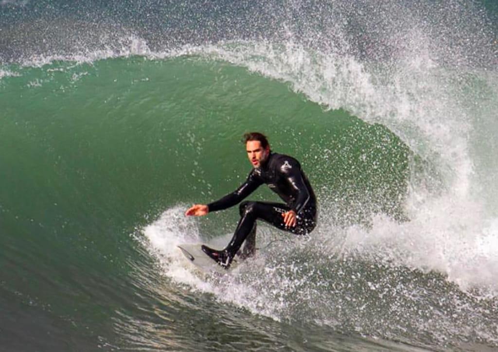 Sergio Muniz surf