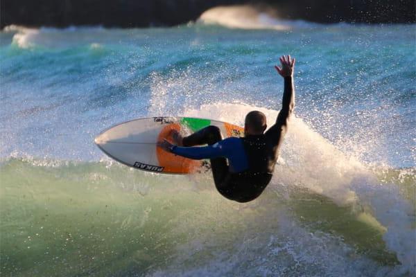 western heritage surf caduta
