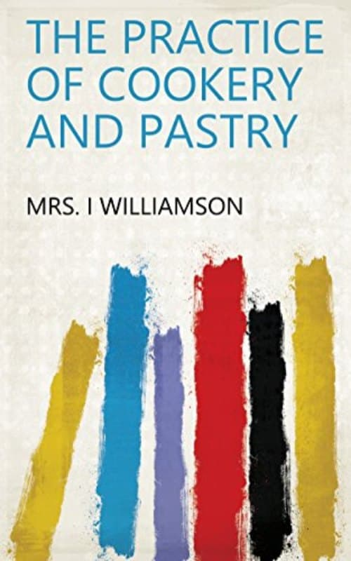 western heritage the practice of cookery and pastry