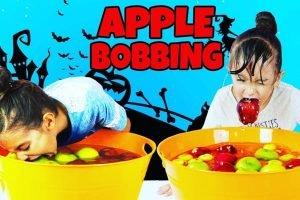western heritage apple bobbing 2