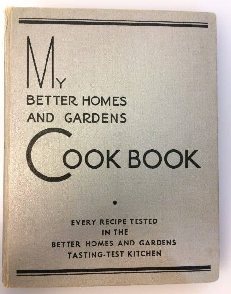 western heritage better homes and gardens cook book