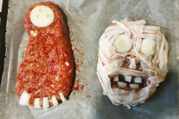western heritage ricetta zombie meatloaf featloaf 2