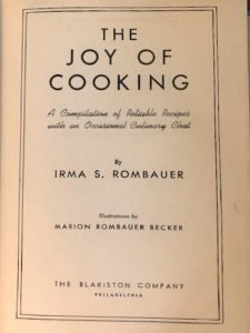 western heritage the joy of cooking 2