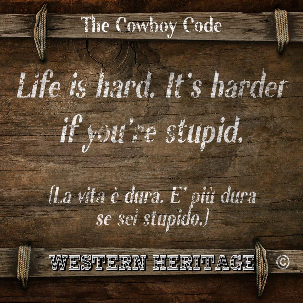 The Cowboy Code #7
