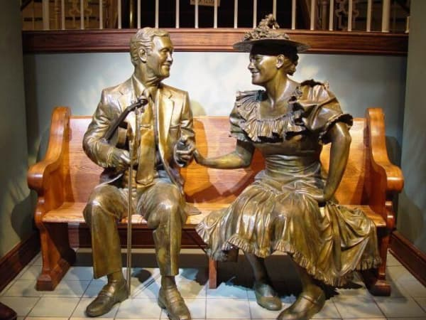 western heritage Roby acuff sarah cannon minnie pearl