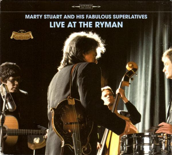 live at the ryman musica country