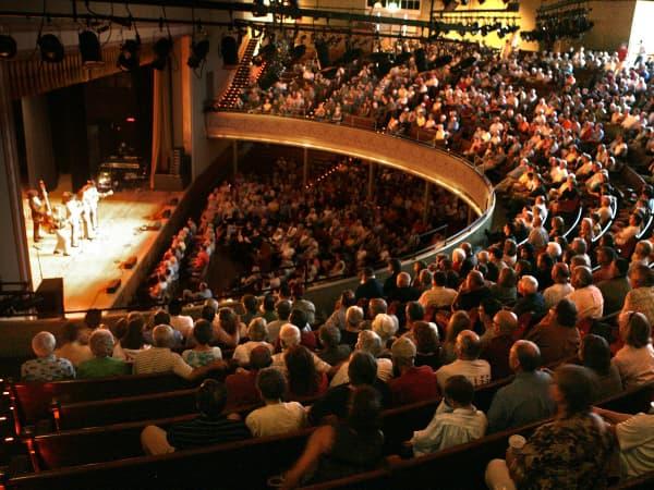 western heritage ms ryman auditorium nashville