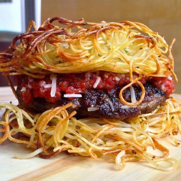 wh spaghetti burger