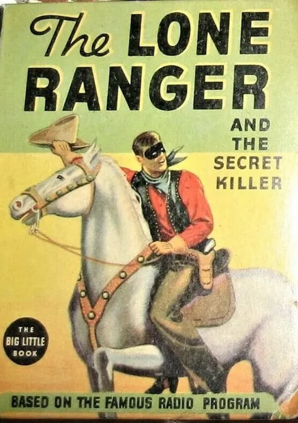 The Lone Ranger 1931