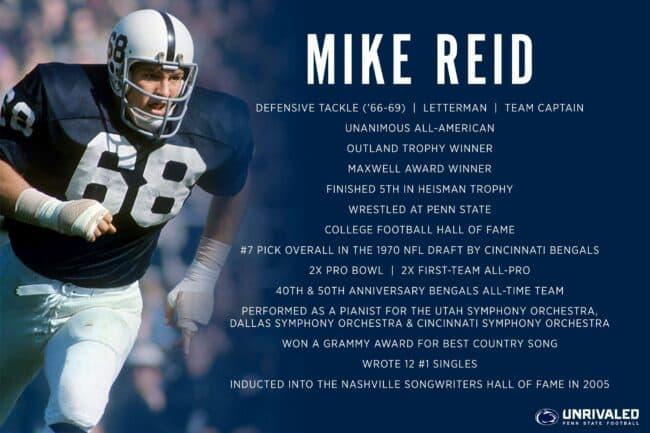 mike reid western heritage