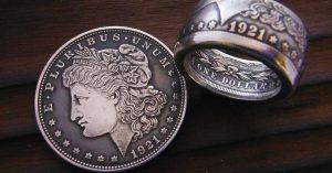 quando il dollaro era di argento
