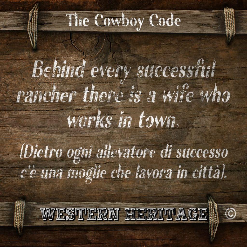 The Cowboy Code #14