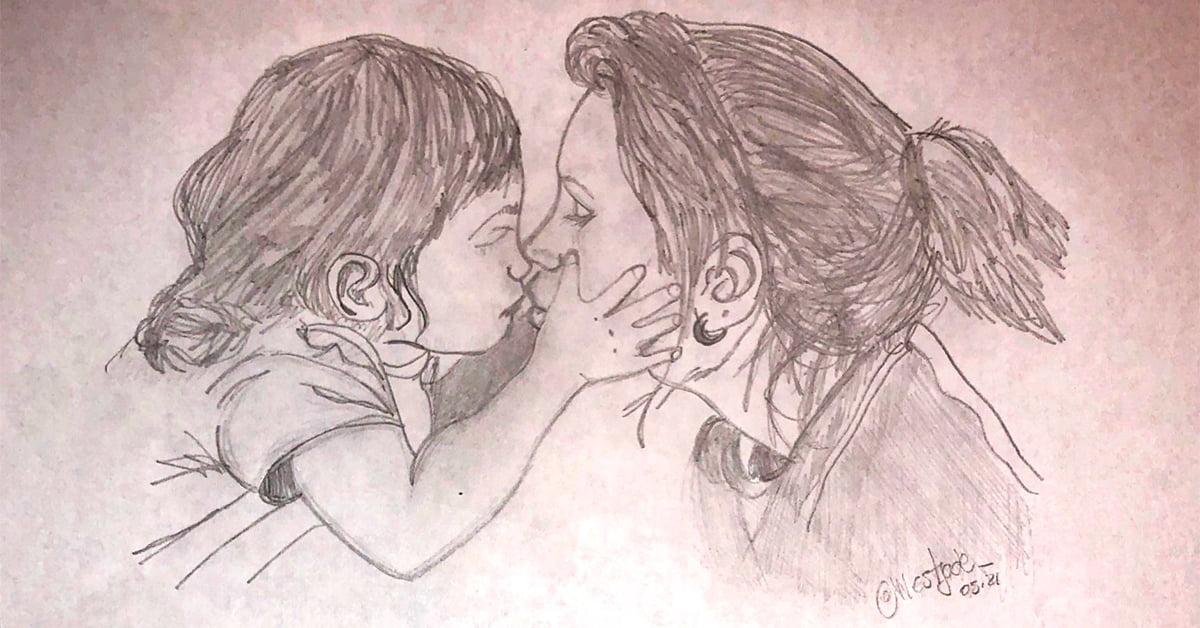 un bacio di vita