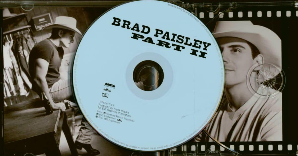 Brad Paisley - Too Country